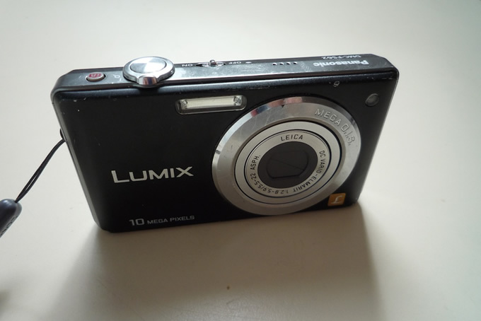Panasonic Lumix DMC-FS62 digital camera