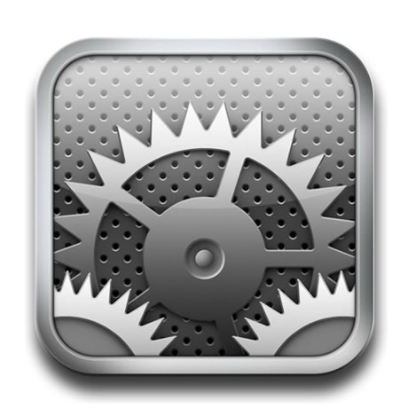 Dodgy iOS Preferences Icon