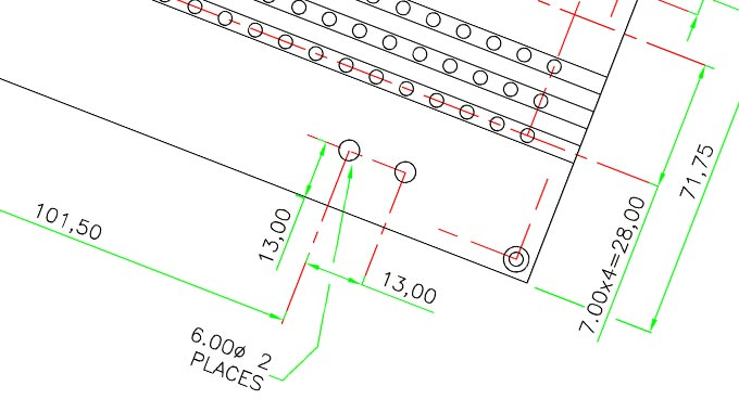 Original CAD design for the server casing to be used by the machinist