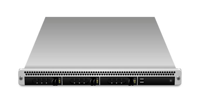 Homebrew Nas Apple Server Icon