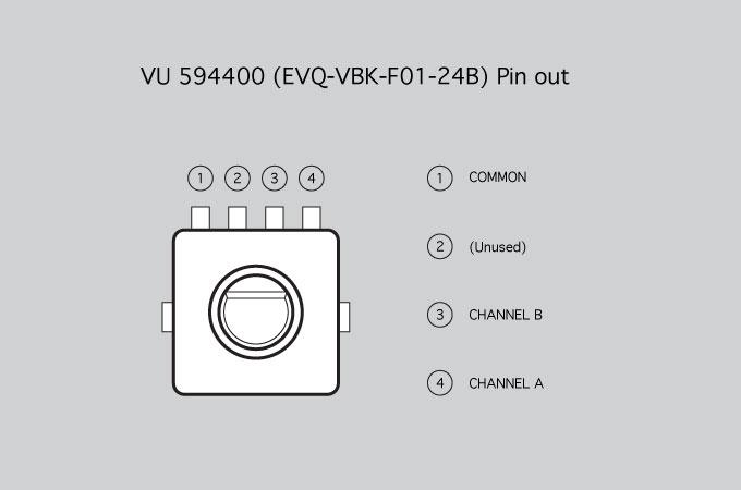 Vu594400 Evq Vbk F01 24b Pinout
