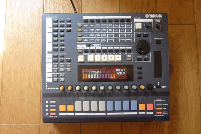 Yamaha Su700 Digital Sampler